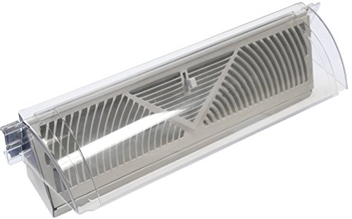 Accord APBBDF Adjustable 15-Inch to 24-Inch x 4-1/2-Inch Magnetic Baseboard Air Deflector