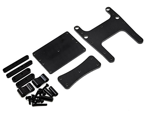 G-10 Frame Extension, Black: ECX Torment by Xtreme Racing