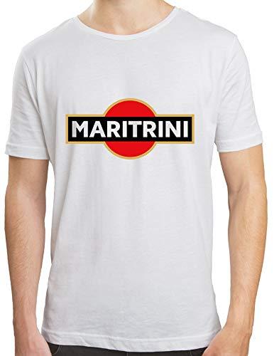 PICOZAPATO Camiseta Hombre   Camiseta Maritrini  Camiseta Algodón Hombre   Diseños Exclusivos   Varias Tallas y Colores