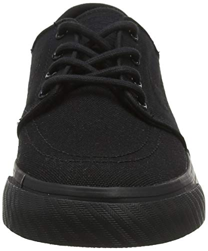 Nike Stefan Janoski (GS), Zapatillas de Skateboard Hombre, Negro (Black/Black/Anthracite 024), 39 EU