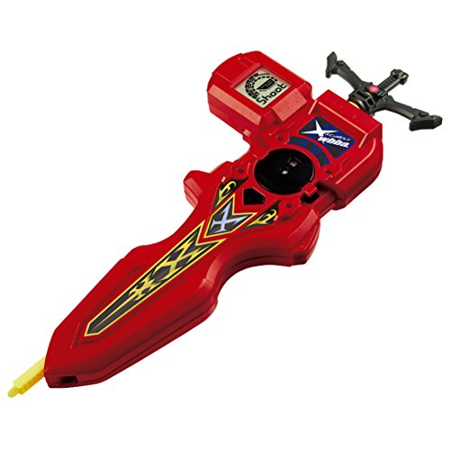 Takara Tomy Beyblade Brust Accessory B-94 Digital Sword Launcher Red Active Toy