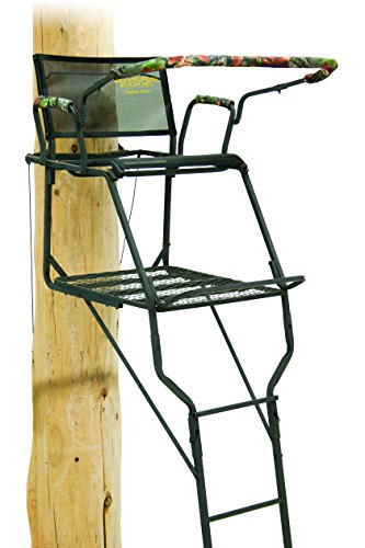 Rivers Edge RE628 17' Jumbo Jack Ladder Stand