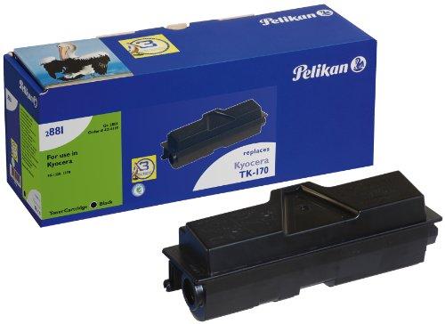 Pelikan 2881 Toner Kit vervangt Kyocera TK-170/7200 Pagina's/Zwart