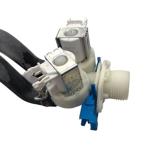 Genérico Electroválvula Lavadora AEG L6FBG844 33470021 307437613 Swap/Usado