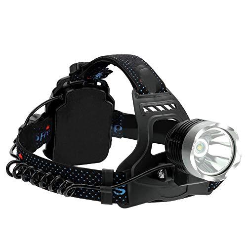 WPCBAA 7 W verblinding lange afstand waterdichte sport koplampen USB oplaadbare 3 soorten verlichting modus outdoor paardrijden koplampen LED miner's lamp