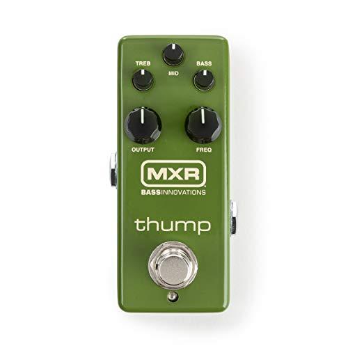 MXR Thump Bass Preamp Guitar Effects Pedal (M281)