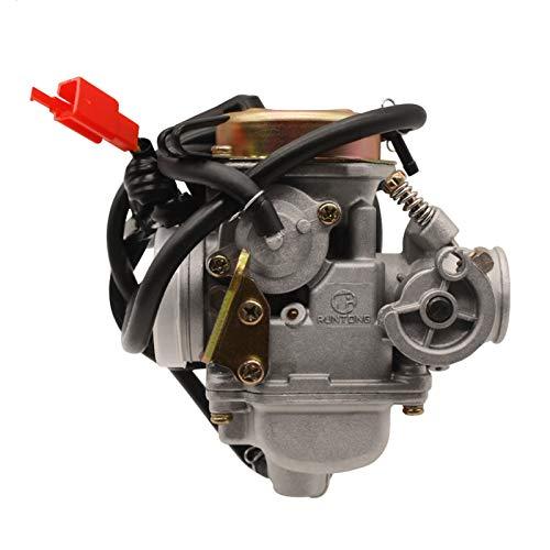 Carburador 125cc Scooter GY6 PD24J Carburetor Carb 110cc 125 150cc ATV NST JCL