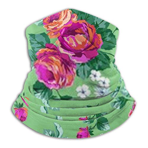 XHYYY - Scaldacollo multifunzione in pile con stampa Vector, sciarpa completa o cappello, scaldacollo, berretto da sci, mezza maschera, viso