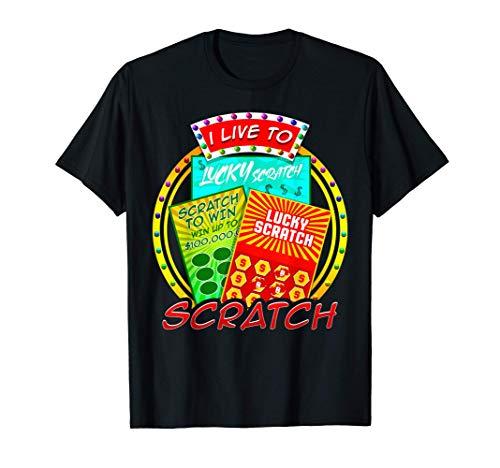 Vivo para rascar Camiseta