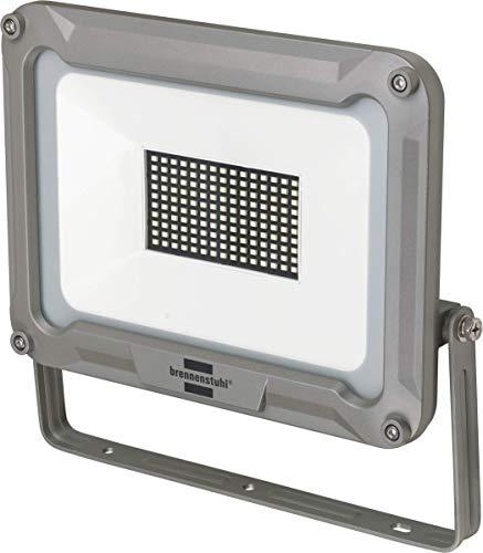Brennenstuhl LED Strahler JARO 9000 / LED-Leuchte für außen (LED-Außenstrahler zur Wandmontage, LED-Fluter 100W aus Aluminium, IP65)