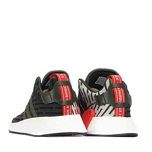 adidas Nmd_r2, Herren Sneaker mehrfarbig - 5