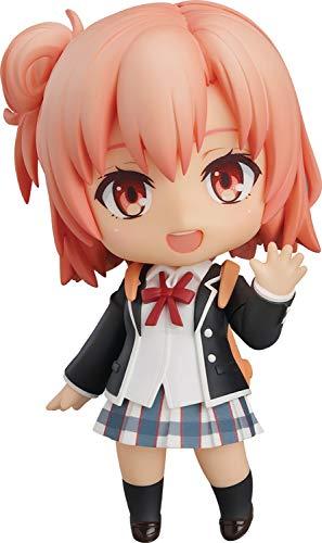 Good Smile My Teen Romantic Comedy Snafu Climax!: Yui Yuigahama Nendoroid Action Figure, Multicolor