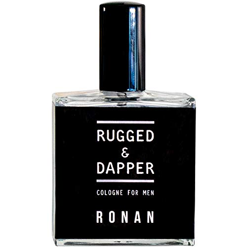 RUGGED & DAPPER Cologne for Men, RONAN 3.4 Oz