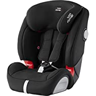 Made in the UK Suitable for use from 9 – 36 kg (≈ 9 months – 12 years) Most flexible installation – 3-point seat belt in combination with soft-latch ISOFIX connectors, or 3-point seat belt only Better than ever – with advanced safety performance and ...