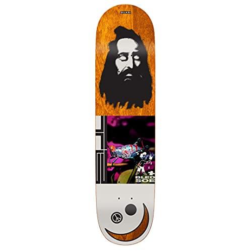 Quasi Skateboards Bledsoe Portland - Tavola da skate, 21,6 cm