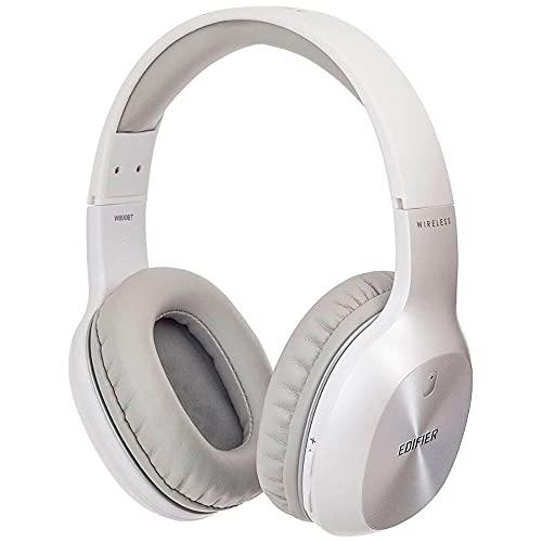 Fone de Ouvido Headset EDIFIER W800BT PLUS - Bluetooth 5.1 Branco (Garantia 18 meses pelo anúncio Amazon Brasil)