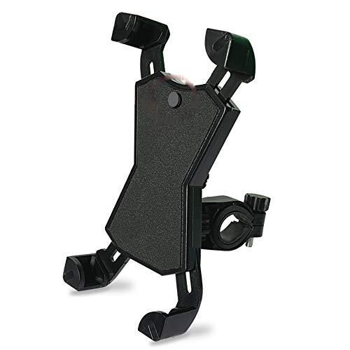 Zhao Li Telefoonhouder voor fiets, waterdicht, mobiele telefoonhouder, elektrische fiets, scooter, navigatie, stootvast, waterdichte riem, USB opladen