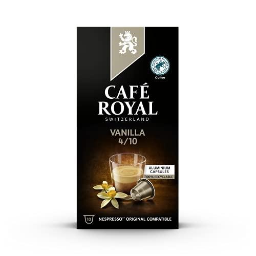 Cafe Royal Vanilia 50 Capsules Compatibles avec le...