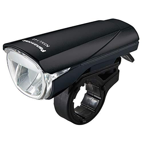 パナソニック(Panasonic) 自転車 LEDスポーツライト 1000cd 乾電池式 NSKL141-B ブラック