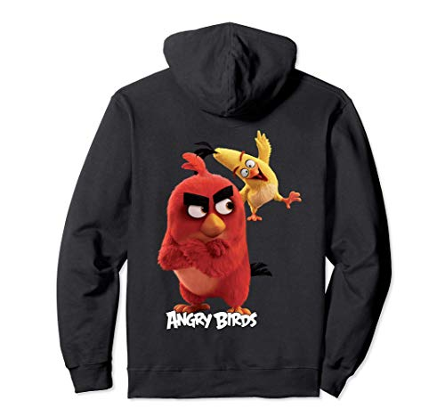 US Angry Birds Team Red Chuck 01 Pullover Hoodie