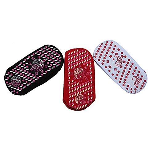 Dragon Honor Turmalin Selbstwärmende Therapie Magnetsocken, selbstheizende Socken, Turmalin