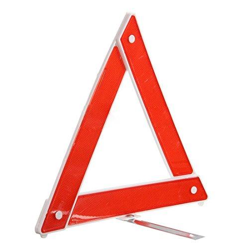 SODIAL(R) Reflektieren Warndreieck Warnsignal Dreieck Auto Notfall Pannenwarndreieck Dreieck