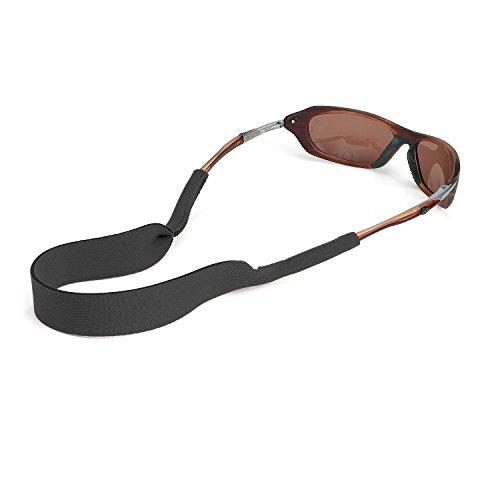 Chums Classic Neopren-Brillenhalter, Schwarz