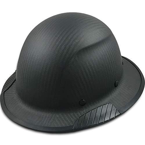 Texas America Carbon Fiber Material Hard Hat
