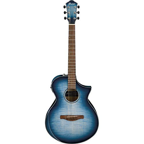 Ibanez AEWC400FM Acoustic-Electric Guitar