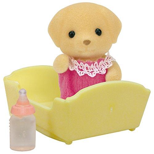 Sylvanian Families 5187 Labrador Baby - Figuren für Puppenhaus