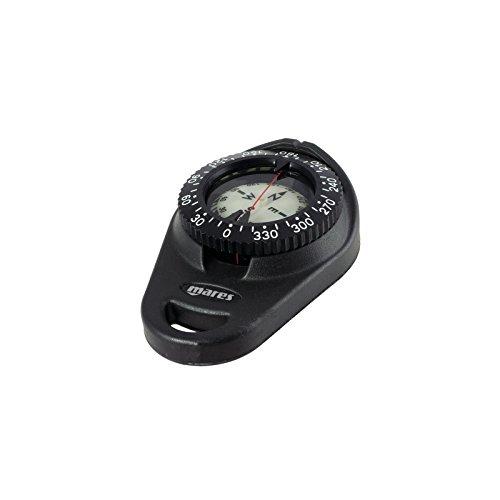 Mares Instrument Handy Compass - Brújula, Color Negro, Talla Bx