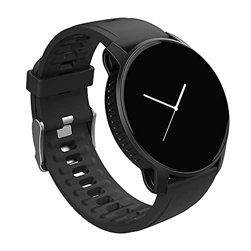 GDYJP Bluetooth Call Smart Watch Orologio da 1,3 Pollici 2.5D Schermo ad Alta Definizione Sport Sport Watches Fitness cardiofrequenzimetro (Color : A, Dimensione : One Size)