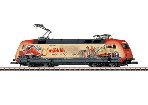 Märklin 88677 Z E-Lok BR 101 der DB AG, 160 Jahre Märklin