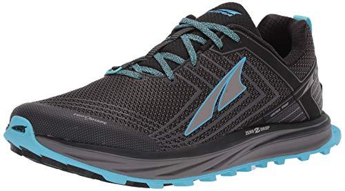 ALTRA Men's AFM1957F TIMP 1.5 Trail Running Shoe, Gray/Orange - 9.5 D(M) US