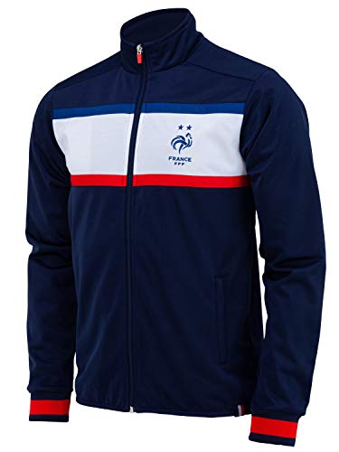 Veste FFF - Collection Officielle Equipe DE France - Taille Homme XL