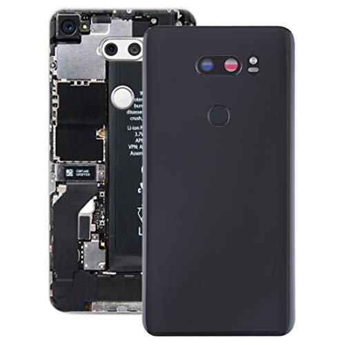 Reserveonderdelen voor mobiele telefoon, repai werkt zeer goed de achterkant van de batterij met vingerafdruksensor en camera voor LG V30 + / VS996 / LS998U / H933 /, blue