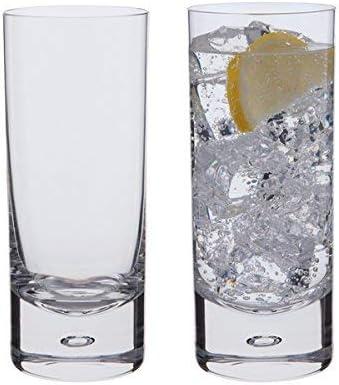Dartington Sale Special Price Crystal - Exmoor Highball Save money of Glasses 2 Set