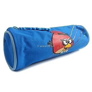 Angry Birds Estuche Tombolino Nerdy Birdy escolar 2014/2015–anb30277