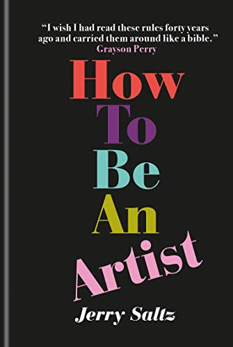 How to Be an Artist: The New York Times bestseller