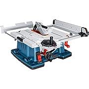 Bosch Professional 0601B30400 Scie sur Table GTS 10 XC (2100 W, Diamètre de Lame : 254 mm, Diamètre d'Alésage de Lame : 30 mm, Boite Carton) Bleu