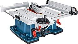 Bosch Professional Tischkreissäge GTS 10 XC (2.100 Watt, Sägeblatt-Ø: 254 mm, Sägeblattbohr-Ø: 30 mm, im Karton)