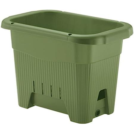 リッチェル 水ラク 菜園上手45型 グリーン(GR)