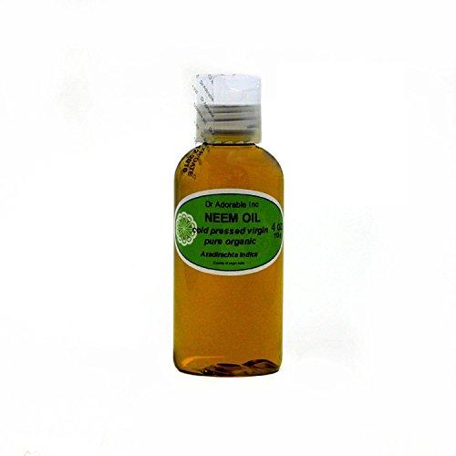 Neem Oil Ogranic Pure 4 Oz