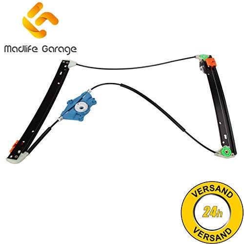 Madlife Garage 8E0837462B Elektrisch Fensterheber ohne Motor Reparatursatz Vorne Rechts A4 8E2 B6 8EC B7