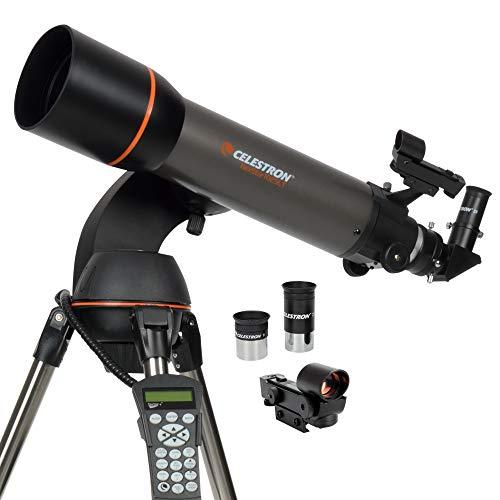 Celestron 22096 NexStar 102 SLT computergesteuertes Teleskop