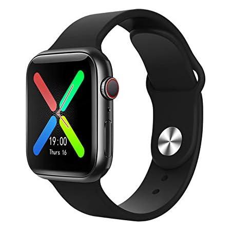 Smartwatch T500 Reloj Inteligente deportivo, recibe llamadas y puedes ver notificación de whatsapp y facebook, para iphone y Android