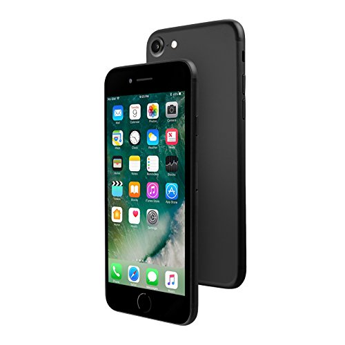 Apple iPhone 7 128GB Jet Black (Reacondicionado)