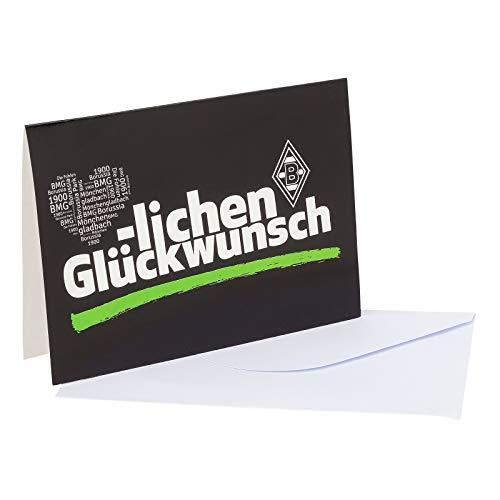 Borussia Mönchengladbach Geburtstagskarte