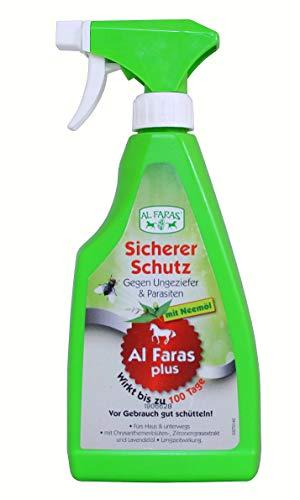 Aqua Clean AL FARAS Insektenschutz für Umgebung & Oberflächen 500ml Neu mit Neemöl