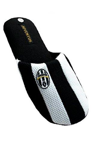 Giemme Ciabatte Ufficiali Juventus FC Pantofole Tifosi Juve *00456-35/36